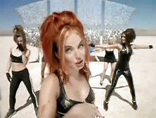 Spice Girls Porn Music Video-See You'll Be There