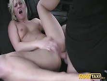 Hot Blonde Linda Ray Fucked In The Ass By A Cabbie