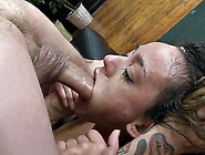 La - Washed Up Teen Whore Gets Her Throat Destroyed