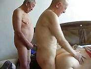 2 Grandpas Fuck Grandma