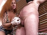 Ellakross. Com - Handjob Tease And Deny...  Controlling His Orgasm