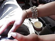 Hot Brunette Teen Babe Hitchhikes And Banged In Public