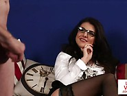 Spex Milf Humiliating Submissive Guy