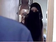 Arab Muslim Hijab Turbanli Girl Blowjob Anal Fuck - Nv
