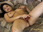 Dick Like Dildo Is Perfect For Her Milf Cunt