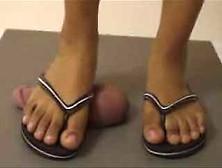 Flip Flop Flattened