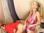 Freaky Strapon Fucking Action Presented By Ladies Shag Gents