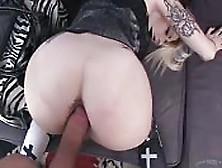 Nicole Malice Ed Il Suo Culo Tatuato