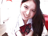 Hot School Girl Gets Her Fanny Pounded Hard By Her Guy