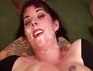 Debbie Leigh - Uncommon Gangbang Bukkake Slut Compilation