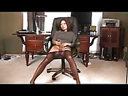 Fuck Movies Seamless Asian Pantyhose Play With Dildo - By Tlh