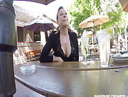 Blonde Mature Takes A Lot Of Cum In Her Cunt