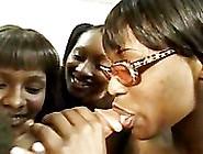 J Steed In Ebony Teen Paradise