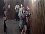 Fantastic Tied Up Teens Being Roughly Gangbanged In Hot Amateur