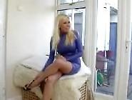 Michelle Thorne Blue Rubber Dress Full Movie