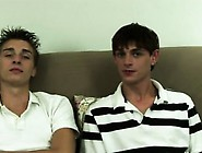 Gay Video Futon Opened Up And Both Studs Greased Up And Read