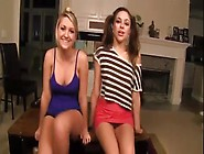 Daughter And Friend Jerk Not Dad's Penis Wf