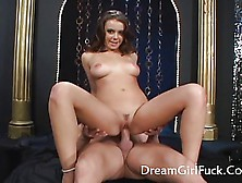 Penny Flame -Incredibly Hot Brunette Babe Get Nailed