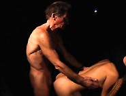 Grandpa Big Dick Gifted Fucking Teen