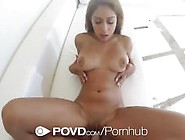 Hd - Povd Guy Cums All Over Sarai Pussy Drenched Pussy