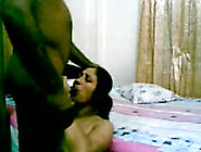 Mature And Busty Indian Lady With Her Fuck Friend In The Bedroom
