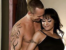 Stunning Asian Pornstar Kaylani Lei Sucking And Riding A Big Coc