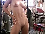 Wenona Pornstar Gym