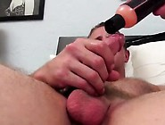 Gay Twink Cut Cock First Time Marcus Mojo Returns!