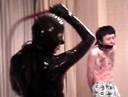 Fuck Latex Japanese Bullwhipping