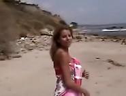 Exposed Beach - Admirable Exhibitionist Mastubating