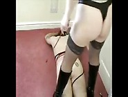 Mistress Torments My Tied Dick