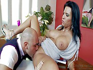 Big Breasted Brunette Kendra Secret Is