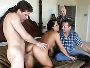 Hot Rachel Ryder Has Sex With A Hung Stranger In Front Of Her Hu