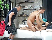 Malena Morgan Is At The Point Of Highest Sexual Exhilaration,  Bu