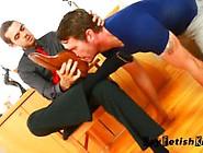 Masculine Feet Episode 02 - Carson & Brad & Fernando