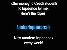 Amateurlapdancer