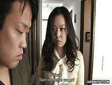 Slutty Asian Chick An Kanoh Gives Her Head And Spits Cum In Her