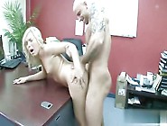 Ally Kay Is A Sexy But Timid Blonde Who Meets With