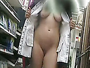 Gorgeous Amateur White Wife Exhibiting In The Supermarket