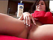 Angelic Solo Model Masturbating Passionately In A Homemade Webca