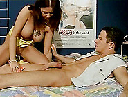 She Sneaks An Older Guy Into Her Room And Fucks His Brains Out