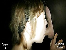 Gloryhole Swallow Allie And Catherine