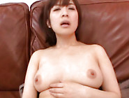 Stunning And Cute Japanese Bimbo Is Sucking Big Cock