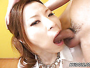Beauty In A Blouse Mouth Fucked By Her Man