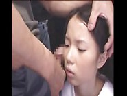 Asian School Girl Groped In Public