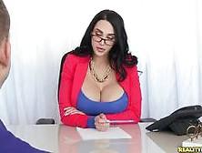 Amy Anderssen Is Busty Hottie That Fucks Like A Real Pro