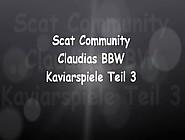 Claudias Bbw Kaviar Spiele Teil 3
