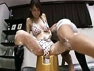 Slender Japanese Girl In A Sexy Bikini Flaunts Her Wonderfu