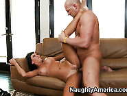 Lezley Zen Makes Her Sex Dreams A Come To Life With Horny Dude C