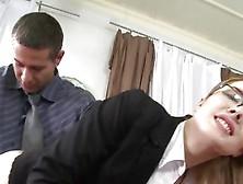 Desktop Butt Fucking With Horny Secretary
